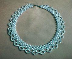 Collar Perlas Mini