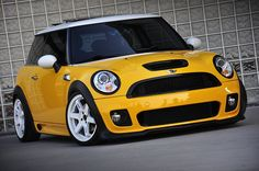 Mellow yellow r56