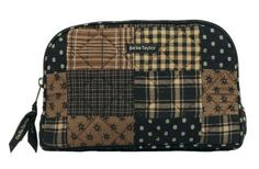 Ironstone Make Up Pouch -