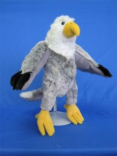 Stuffed Animal: Pride Eagle Plus Toy Ready to Stuff * Details can be found by clicking on the image.