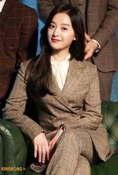 [배우 김지원] 홍보요정과 함께한 DAY☆ : 네이버 포스트 Kim So Eun, Kim Ji Won, Korean Actresses, Female Actresses, Korean Actors, Korean Fashion Dress, Fashion Dresses, Teen Celebrities, Celebs