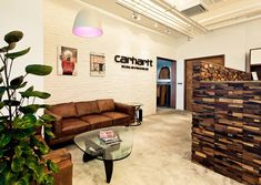 Carhartt – Work In Progress office and showroom by Fixonic, Hong Kong store design office design