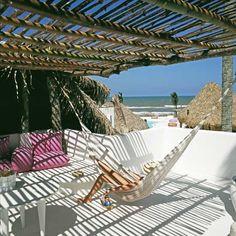 mi terraza de suenho en el mar: San Rafael, MEXICO  Azucar Hotel (Grupo Habita)