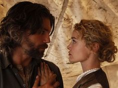 Anson Mount, hell on wheels                             Cullen and Lily