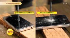 Diese Erfindung erobert gerade das Internet Ein neuer Displayschutz aus Flüssigglas macht aktuell im Internet die Runde. Auf Facebook &