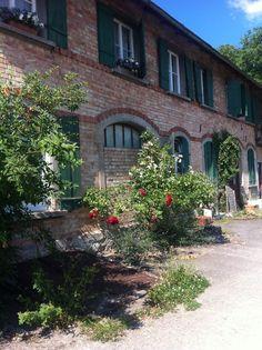 Old farmhouse tettnang lake of Constanze