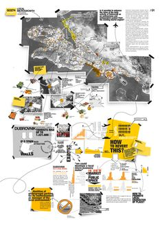 Great Architectural Presentation Diagrams» Europan 11 Local Microgrowth…