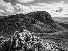 Harrison Stickle from Loft Crag | Flickr - Photo Sharing!