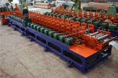 #Roller #Shutter #Door #Strip #Making #Machine is a special type of roll forming machine, which can produce all kinds of production, such as rolling fire door, rolling steel door, rolling garage door and so on. The productions show good performance and using widely in the future. It is designed for use in industrial, commercial, airports, retail, hotel, institutional, malls and shopping centers.