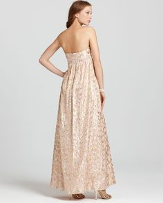 My prom dress! Either this pink or the deep blue :)