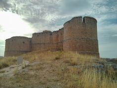 Publicamos  el Castillo de Berlanga de Duero, en Soria.  #historia #turismo  http://www.rutasconhistoria.es/loc/castillo-de-berlanga-de-duero