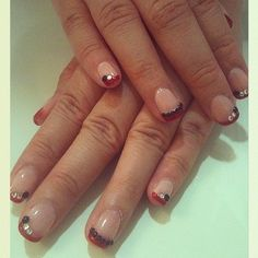 Veronails: Red French...