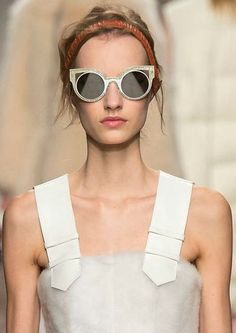 75dcac3b1bc From Dolce and Gabbana s statement sunglasses to Fendi s embellished round  sunglasses