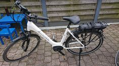 Tweedehands Norta elektrische fiets- Bosch 500Wh accu- aankoopdatum: augustus 2019- km-stand: 8500 km- vraagprijs: € 1300- contactpersoon bij interesse (eigenaar):0496475212 (Dhr. Cavents) of via email: bart_cavents@msn.com Bicycle, Vehicles, Bike, Bicycle Kick, Bicycles, Car, Vehicle, Tools
