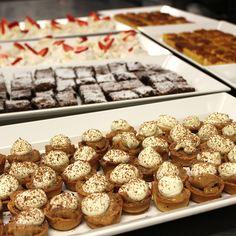 Dessert Trays for a wedding #delish #weddings #eyg2016