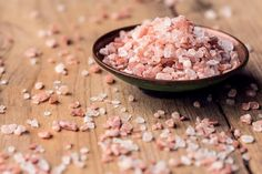 """I've recently started using Pink Himalayan salt. It's wonderful. All the trendy-hipster hype is warranted. It is more expensive than regular table salt, but not prohibitively so. I purchase it in bulk from WinCo for less than $2 a lb. A little of this stuff goes a very long way, so be judicious if you decide to try it. This is coming from a """"salt-a-holic"""". The large granules do not dissolve much at all thru normal cooking processes.They give a lovely, highly salty crunch to whatever you're…"""