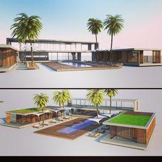 An awesome Virtual Reality pic! #architect #future #futuro #hotel #posada #designer #architectual #architect #architecture #arquitectura #madera #wood #concrete #hormigon #glass #vida #life #virtual #virtualreality #workinprogress #love #mylove by paolarossiarq check us out: http://bit.ly/1KyLetq