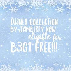 How exciting!!!! Now our #disneycollectionbyjamberry nail wraps are Buy 3 Get 1 Free :) Stock up on our new #frozen collection available on 6/3 www.bit.ly/DCbyJamberry #disney #disneyfan #jamberrynails #jamberry #frozenmanicure #disneylover