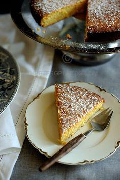 """Intense"" Orange and Almond Cake (Souvlaki For The Soul)"