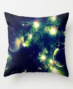 Christmas Decorative Throw Pillow Cover, 2013 Christmas Photo Pillow Cover, Christmas Decor Ideas