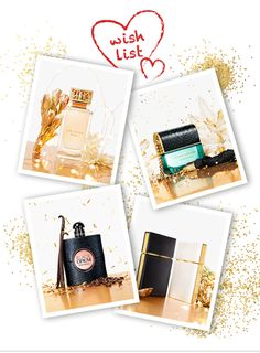 Your holiday wish list isn't complete without an indulgent new scent. #TheSephoraGlossy