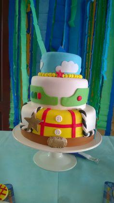 Cumple de Feli. Temática: Toy Story.  #ToyStoryBirthday #ToyStoryParty #ToyStoryCake