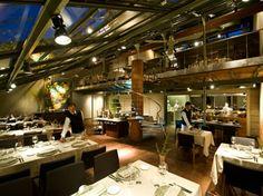 Restaurante Tragaluz, bcn