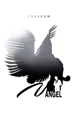 Angel - Freedom by Steve Garcia
