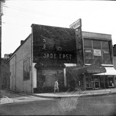 Jade East Polynesian Restaurant, 2 West Pennsylvania Avenue, Towson, MD 21204 - circa 1964 to its closing in 1975. Towson had Tiki!