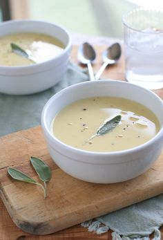 Provencal Garlic Soup   This simple garlic soup from the south of France is the perfect cure for all sorts of winter ailments!