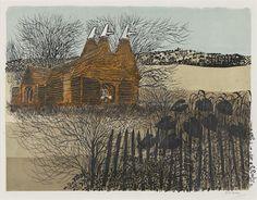 Robert Tavener Oast Houses