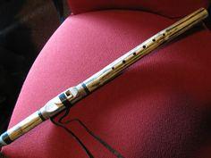 """Sunflower Stalk """"G"""" Flute"""