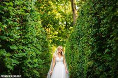 Bride portrait. (Ania)