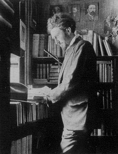 """Almost any noun  is better alone than chaperoned  if it's the right noun, and very few  can stand two  adjectives.  'Unsettled dream' is  stronger than  'unsettled white dream.'""    —Ezra Pound to Parker Tyler, May 1935, as quoted by Charles Boultenhouse, ""Parker Tyler's Own Scandal,"" Film Culture #77, Fall 1992"