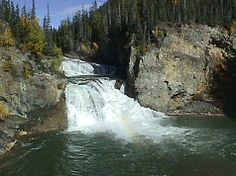 Northern BC Tourism near Liard Hotsprings
