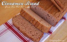 Cinnamon Bread (Grain-Free, Nut-Free, Sugar-Free & Low-Carb) | Satisfying Eats