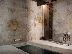 Wallcovering per bagni e spazi wellness