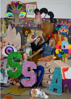 Jiggory Pokery -Anna Lomax and Lauren Davies - Supermarket Sarah