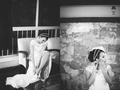 Raoní Aguiar Fotografia - Casamento - Making of - Maquiagem - Make - Noiva - Bride - Vestido - Sapato - Brinco