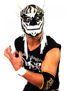 Discover information about El Desperado and view their match history at the Internet Wrestling Database El Desperado, Tiger Mask, Band Posters, Samurai, Wrestling, Profile, Fictional Characters, Anatomy, December