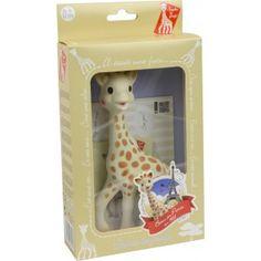 """Żyrafa Sophie w pudełku """"timeless"""""""