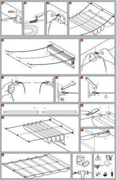Как сделать простой практичный навес для автомобиля и для себя