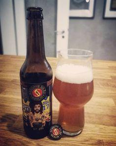 Schoppe Bräu Müsli Jochen #beer #craftbeer #instabeer #ale #cerealale