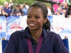 Gabby Douglas: 'Gold medals are made out of sweat, blood and tears' - TODAY in London