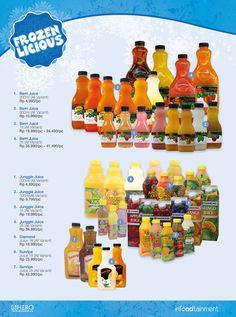 Fresh People, ingin jus segar dan berkualitas?  Ayo berbelanja di Hero Supermarket sekarang juga dan dapatkan berbagai Jus Buah dengan harga ekonomis.