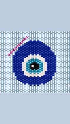 Beaded Jewelry Patterns, Beading Patterns, Brick Stitch, Abstract Face Art, Peyote Stitch Patterns, Bead Jewellery, Beading Tutorials, Chicago Cubs Logo, Beaded Embroidery