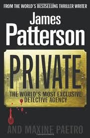 Private - first in the Private series (Jack Morgan).  Just bought this.  Ready to start reading it and hope it is good!