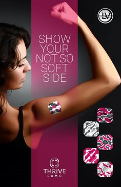 Pink Camo DFT!!! Coming right up! www.AmyGriffin.Le-Vel.com