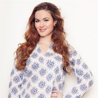These beautiful Pure Cotton Kaftans for women are hand block printed in India. Perfect for the beach or to wear with Miss Memsahib Leggings in the city during Summer. They are cool on the skin in the heat and make a very pretty addition to your wardrobe. Cotton Kaftan, Blue Flowers, Daughter, Collections, Pretty, How To Wear, Beauty, Beautiful, Tops