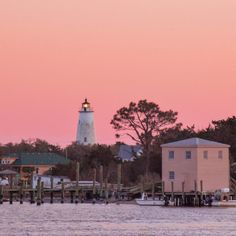 ocracoke american east coast road trip